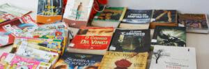 Fundação Cultural e Casep renovam parceria para empréstimo de livros | Foto: Tiago Amado